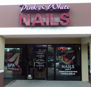 Clearwater Fl Nail Salon and Spa Studio
